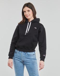 Abbigliamento Donna Felpe Champion CHAMPION LOGO Nero