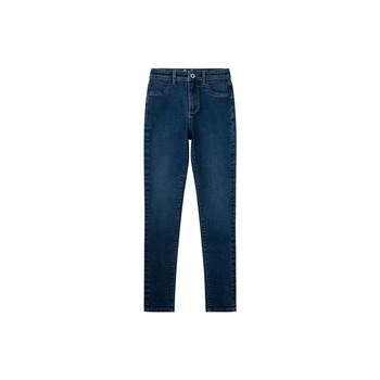 Abbigliamento Bambina Jeans skynny Pepe jeans MADISON JEGGIN Blu