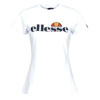 Abbigliamento Donna T-shirt maniche corte Ellesse HAYES SLIM Bianco