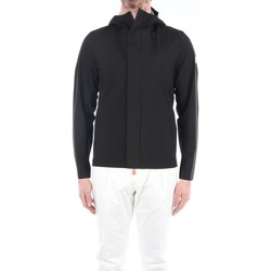Abbigliamento Uomo giacca a vento Save The Duck D30069M-DARK1 A Vento Uomo Black Black