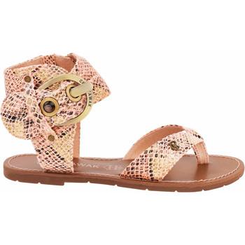 Scarpe Donna Sandali Chattawak sandales Thalie S.Abricot Beige