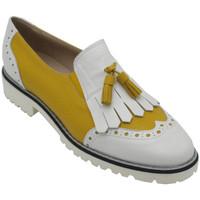 Scarpe Donna Mocassini Angela Calzature ANSANGC100giallo giallo