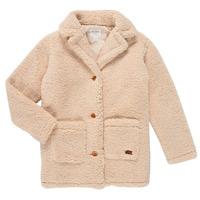 Abbigliamento Bambina Cappotti Roxy RUNAWAY BABY Bianco