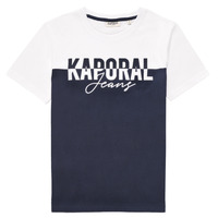 Abbigliamento Bambino T-shirt maniche corte Kaporal JILEY Bianco