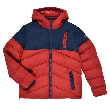 Abbigliamento Bambino Piumini Kaporal JEGA Rosso / Marine