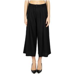 Abbigliamento Donna Pantaloni morbidi / Pantaloni alla zuava Anonyme ADA black