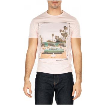 Abbigliamento Uomo T-shirt maniche corte Macchia J. BEACH T-SHIRT ca76