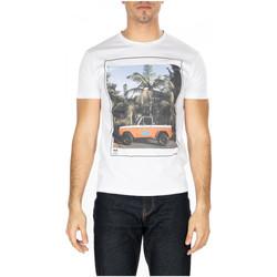 Abbigliamento Uomo T-shirt maniche corte Macchia J. BEACH T-SHIRT key