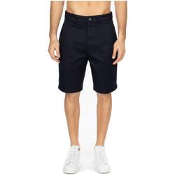 Abbigliamento Uomo Shorts / Bermuda Department Five LOND BERMUDA CHINOS cc816-navy