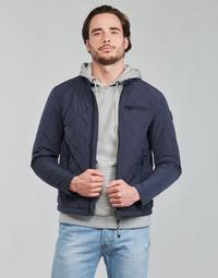 Abbigliamento Uomo Giubbotti Replay M8000 Blu