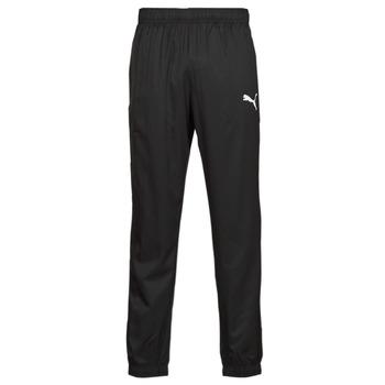 Abbigliamento Uomo Pantaloni da tuta Puma ESS ACTIVE WOVEN PANT Nero