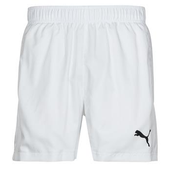 Abbigliamento Uomo Shorts / Bermuda Puma ESS ACTIVE WOVEN SHORT Bianco