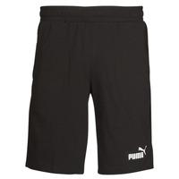 Abbigliamento Uomo Shorts / Bermuda Puma ESS JERSEY SHORT Nero