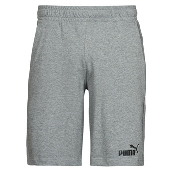 Abbigliamento Uomo Shorts / Bermuda Puma ESS JERSEY SHORT Grigio