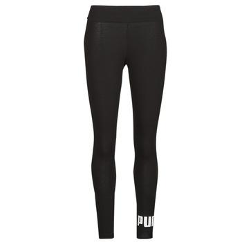 Abbigliamento Donna Leggings Puma ESS LOGO LEGGINGS Nero