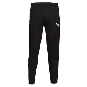 Abbigliamento Uomo Pantaloni da tuta Puma EVOSTRIPE CORE FZ PANT Nero