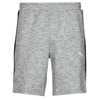 Abbigliamento Uomo Shorts / Bermuda Puma EVOSTRIPE SHORTS 8 Grigio / Nero