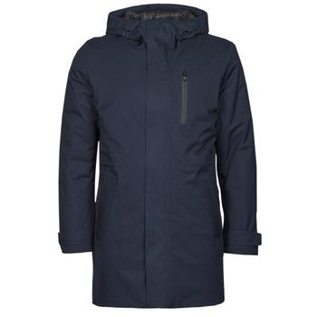 Abbigliamento Uomo Parka Geox CLINTFORD Marine