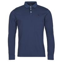 Abbigliamento Uomo Polo maniche lunghe Hackett HM550879 Blu