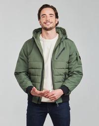Abbigliamento Uomo Piumini Kaporal AZOTE Kaki