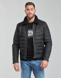 Abbigliamento Uomo Giubbotti Kaporal AZID Nero