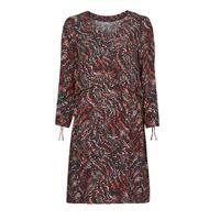 Abbigliamento Donna Abiti corti One Step FT30121 Rosso / Multicolore