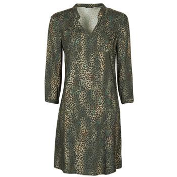 Abbigliamento Donna Abiti corti One Step FT30011 Kaki