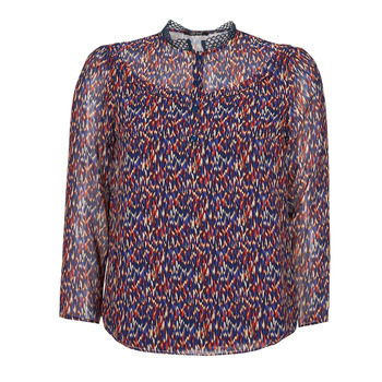 Abbigliamento Donna Abiti corti One Step FT13191 Rosa / Multicolore