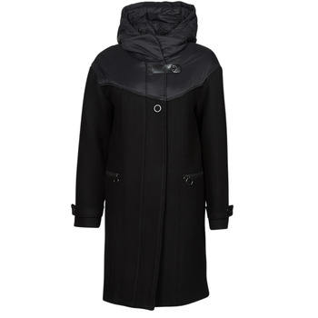 Abbigliamento Donna Cappotti One Step FT44041 Nero
