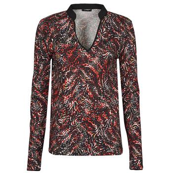 Abbigliamento Donna Top / Blusa One Step FT10191 Rosso / Multicolore
