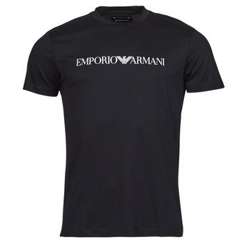 Abbigliamento Uomo T-shirt maniche corte Emporio Armani 8N1TN5 Nero