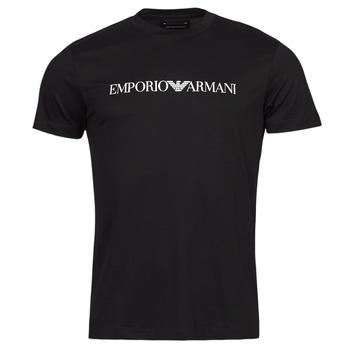 Abbigliamento Uomo T-shirt maniche corte Emporio Armani 8N1TN5 Marine