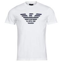 Abbigliamento Uomo T-shirt maniche corte Emporio Armani 8N1TN5 Bianco