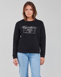 Abbigliamento Donna Felpe Emporio Armani 6K2M7R Nero