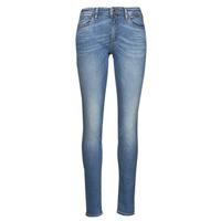 Abbigliamento Donna Jeans slim Emporio Armani 6K2J28 Blu