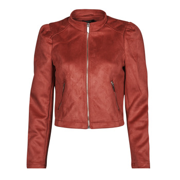 Abbigliamento Donna Giacca in cuoio / simil cuoio Only ONLSHELBY Rosa