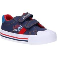 Scarpe Unisex bambino Sneakers basse Lois 46158 Azul