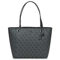 Borse Donna Tote bag / Borsa shopping Guess NOELLE ELITE TOTE Nero