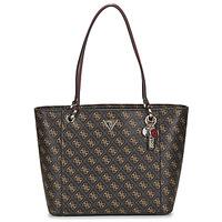 Borse Donna Tote bag / Borsa shopping Guess NOELLE ELITE TOTE Marrone