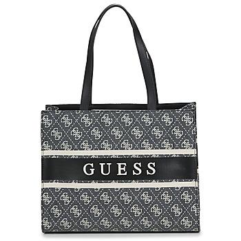 Borse Donna Tote bag / Borsa shopping Guess MONIQUE TOTE Nero