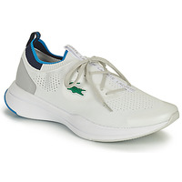 Scarpe Uomo Sneakers basse Lacoste RUN SPIN KNIT 0121 1 SMA Bianco / Blu