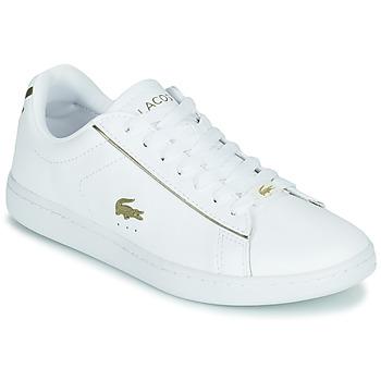 Scarpe Donna Sneakers basse Lacoste CARNABY EVO 0721 3 SFA Bianco