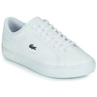 Scarpe Donna Sneakers basse Lacoste POWERCOURT 0721 2 SFA Bianco