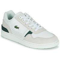Scarpe Uomo Sneakers basse Lacoste T-CLIP 0120 3 SMA Bianco / Beige