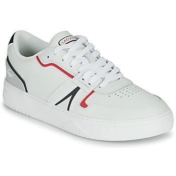 Scarpe Uomo Sneakers basse Lacoste L001 0321 1 SMA Bianco / Rosso / Blu
