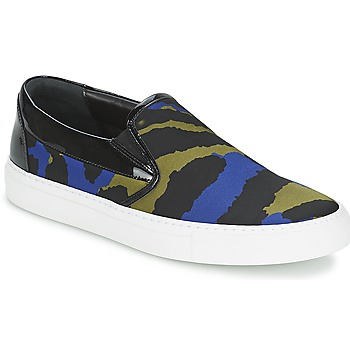Scarpe Donna Slip on Sonia Rykiel Sonia By - Sketch201 Nero / Blu / KAKI