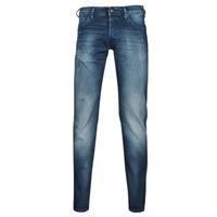 Abbigliamento Uomo Jeans slim Jack & Jones JIGLENN JJROCK Blu / Medium
