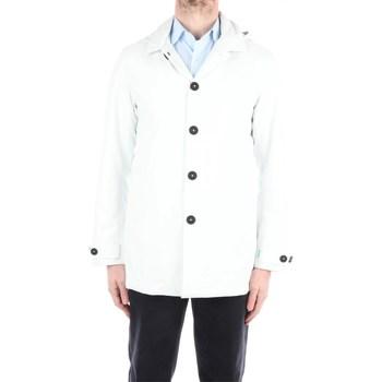 Abbigliamento Uomo Cappotti Save The Duck D42020M-GRIN12 Soprabito Uomo Off white Off white
