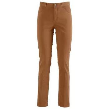Abbigliamento Donna Pantaloni Café Noir CafèNoir Pantalone Caramello Altri