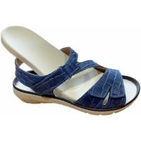 Scarpe Donna Sandali Calzaturificio Loren LOQ6973blu blu